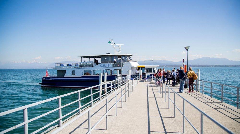 D'ici quelques années, les bateaux de la CGN accosteront devant le Musée du Léman.
