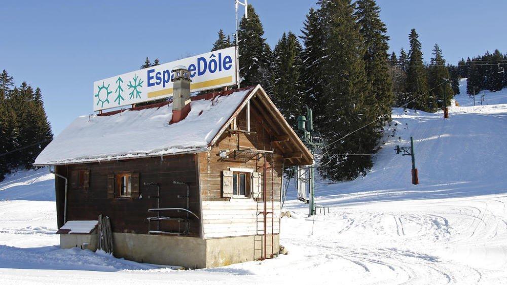 Le bâtiment d'accueil devra être réalisé en 2019 pour faire de la zone des Dappes la porte d'entrée principale sur le domaine skiable transfrontalier.