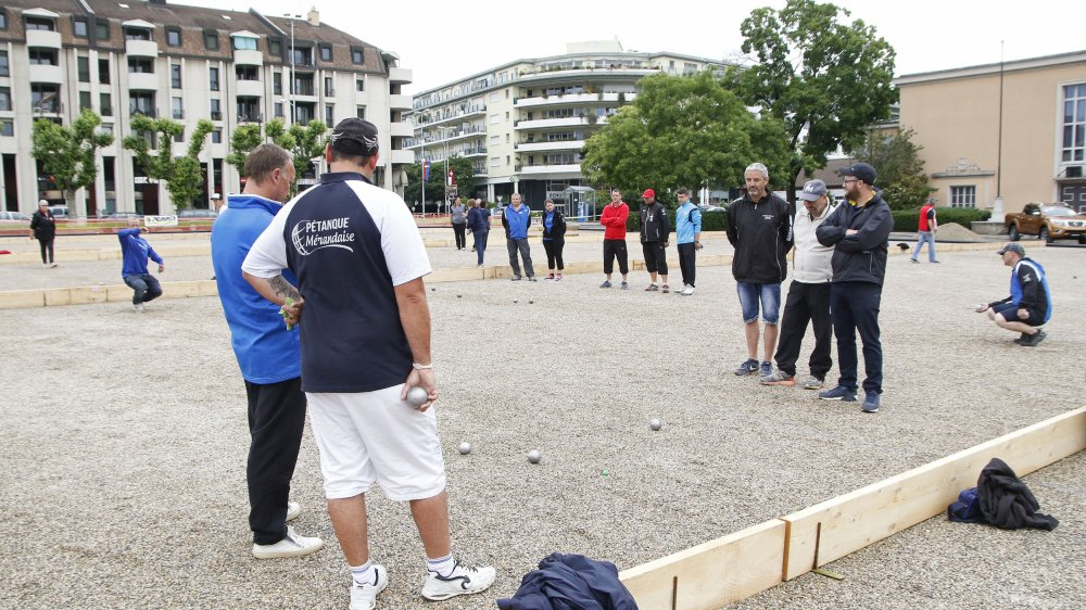 Les championnats vaudois de pétanque se dérouleront ce week-end à Nyon, à la place Perdtemps.