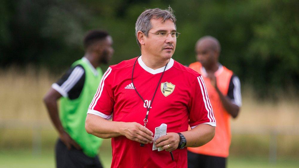 Pour Oscar Londono, c'était cette saison ou rien. L'entraîneur a décidé de quitter le Stade Nyonnais.