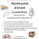 Marché gratuit & brunch