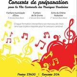 Concert de préparation