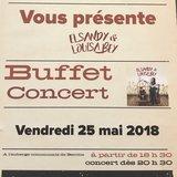 Buffet - concert