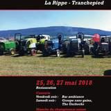 Tracteur pulling La Côte