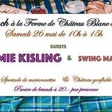 Gingins - Brunch en musique avec Jérémie Kisling