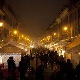 Marché de Noël à Carouge
