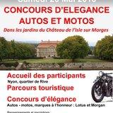 Méca Parade Concours d'élégance autos et motos