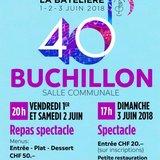 40éme anniversaire du Chœur mixte de la Batelière