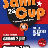 23e «Sami Cup», Tournoi du Handball Club Nyon