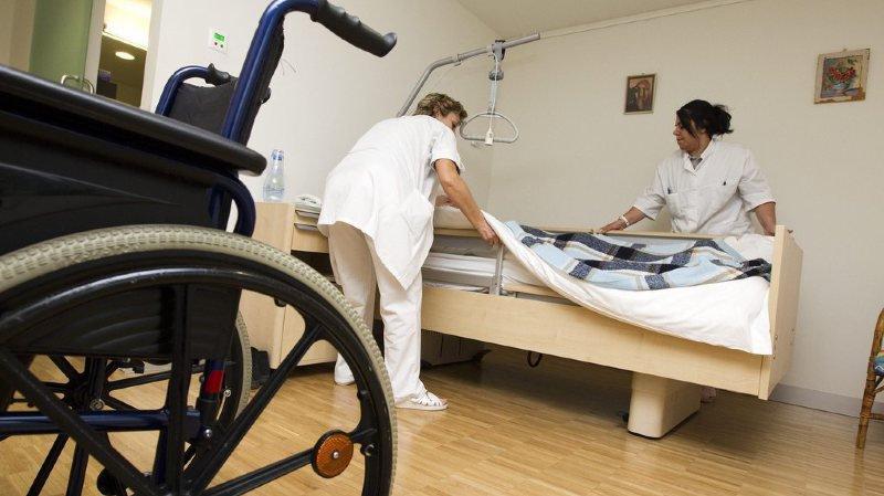 Le plan canicule concernait notamment les établissements médico-sociaux (EMS).