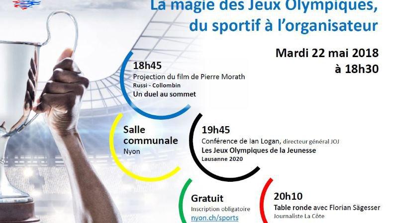 La magie des Jeux Olympiques