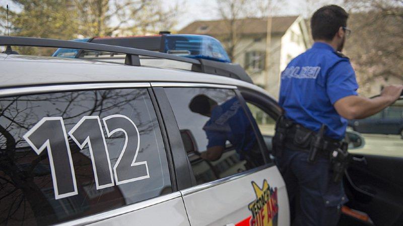 La police bâloise a arrêté la femme de 68 ans (illustration).