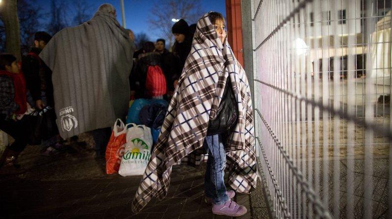 L'asile accordé à 538'000 réfugiés en Europe en 2017