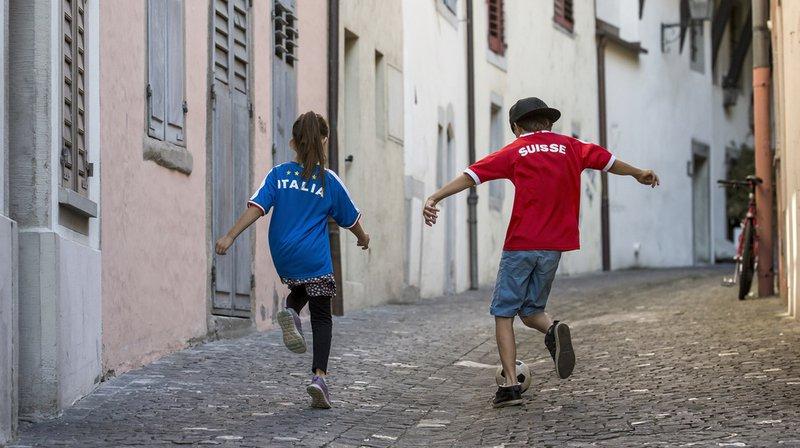 Lorsqu'ils se lancent dans une activité physique, les enfants sont inépuisables!
