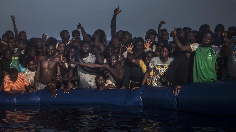 Crise migratoire: au moins 11 migrants retrouvés morts au large de la Libye, 263 secourus