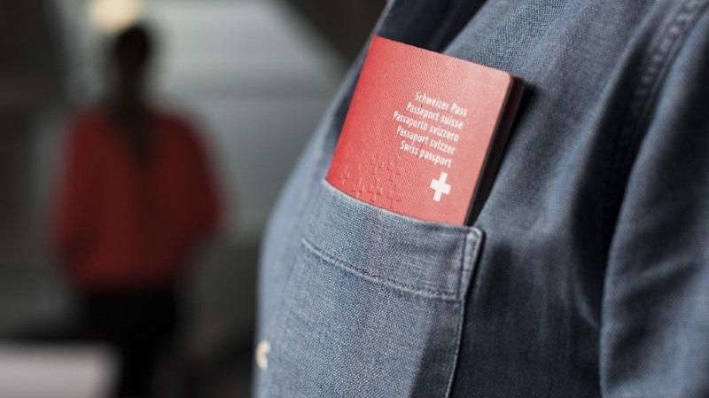 Pour obtenir le passeport suisse, les questions ont été harmonisées dans l'ensemble du canton de Vaud.