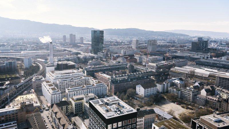 """""""Nous nous attendons à ce que l'économie suisse croisse à un rythme solide sur la période 2018-2021"""", indique l'agence."""