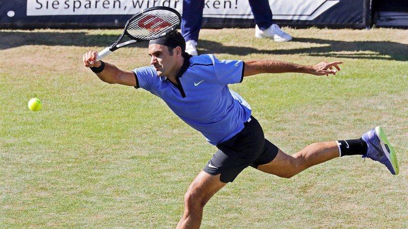 Federer de retour le 11 juin à Stuttgart