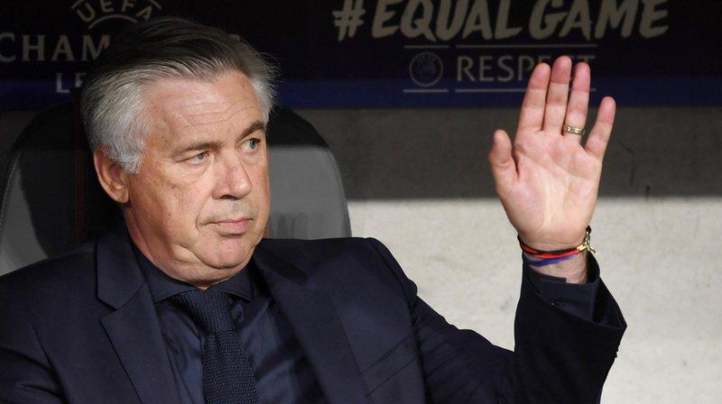 Football: Ancelotti refuse le poste de sélectionneur de l'équipe d'Italie