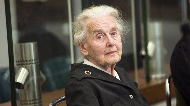 Allemagne: la «mamie nazie» de 89 ans interpellée