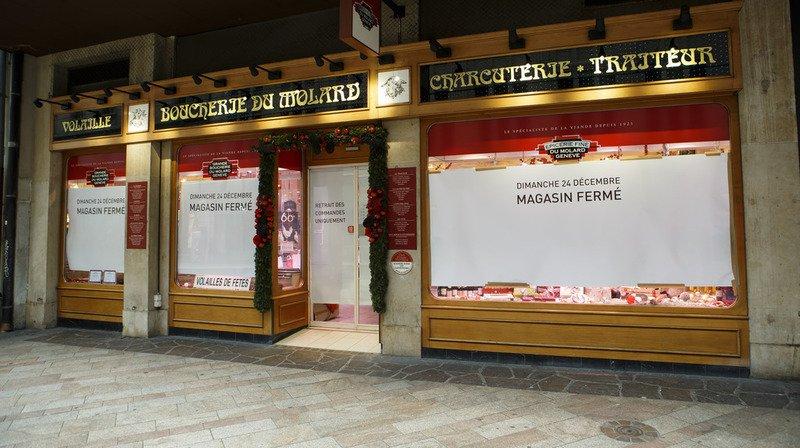 Genève: les caillassages de boucheries par des antispécistes continuent