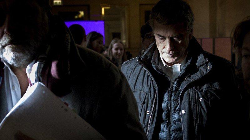 Jérôme Cahuzac était jugé en appel pour fraude fiscale et blanchiment de fraude fiscale.
