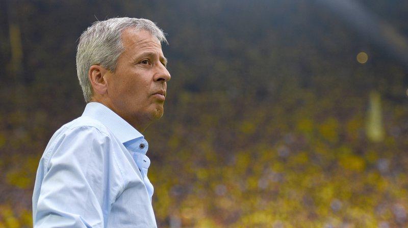 Football: les négociations entre l'entraîneur vaudois Lucien Favre et Dortmund seraient sur le point d'aboutir