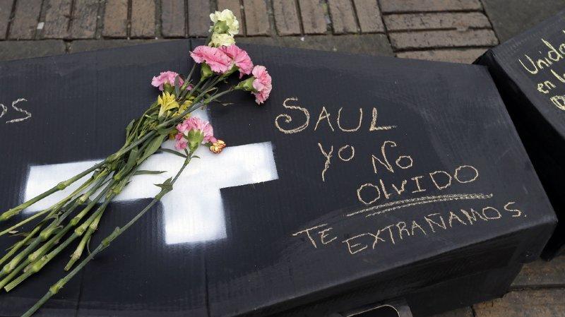 Colombie: dans les derniers 60 ans, les violences ont fait 262'197 victimes, dont 82% de civils