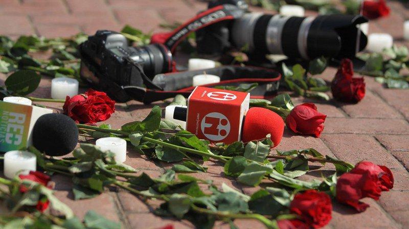 Le nombre de journalistes tués depuis janvier dans le monde a augmenté de près de 58% par rapport à la même période l'an dernier.