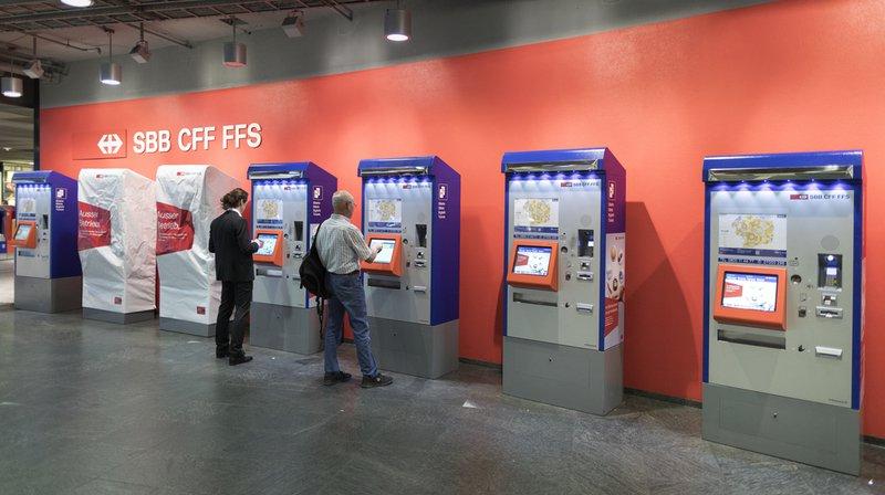 La police a arrêté quatre voleurs qui s'attaquaient à des automates à billets des CFF en terres st-galloises et thurgoviennes.
