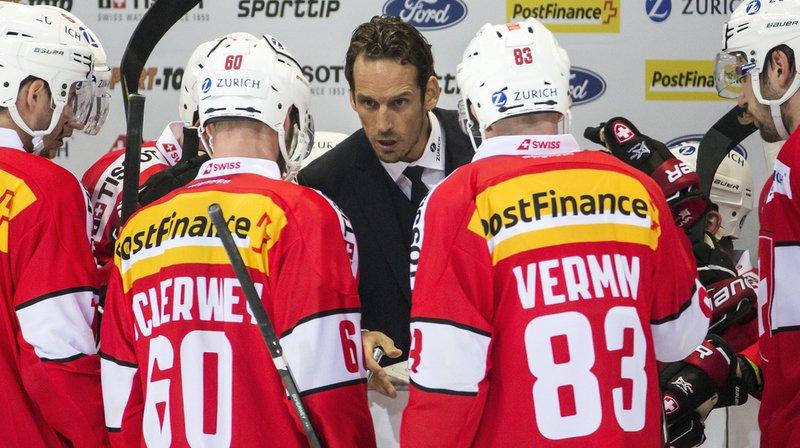 Hockey sur glace: la Suisse s'impose en Lettonie pour son 7e match de préparation