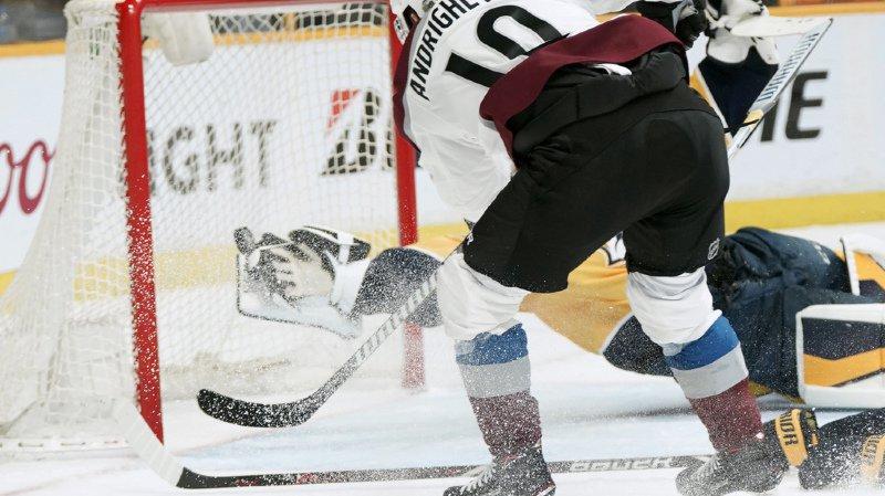 Hockey sur glace: pas de Mondiaux pour Hischier, Andrighetto et Kukan rejoignent la Suisse