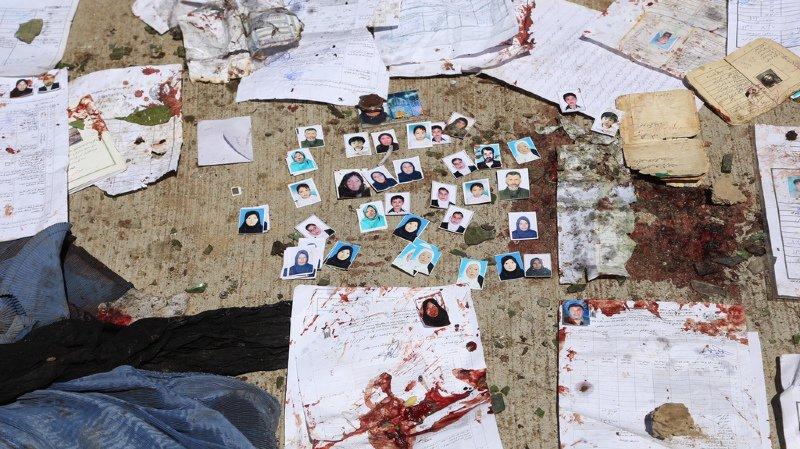 Attentat anti-électoral de l'EI à Kaboul: le bilan s'élève à près de 60 morts et 119 blessés