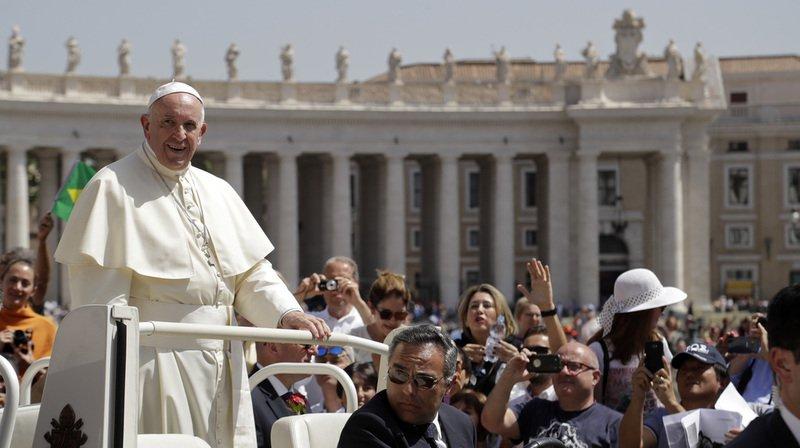 Le chef du Vatican est attendu le 21 juin à Genève (illustration).