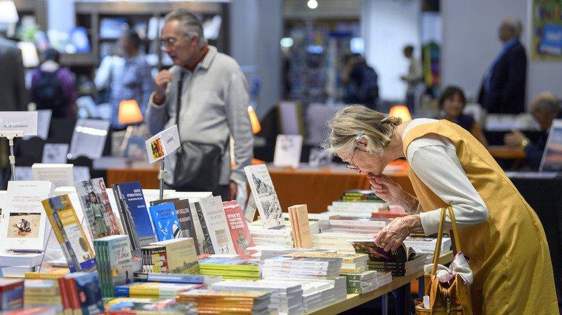 Genève: la 32e édition du Salon du livre remporte toujours autant de succès