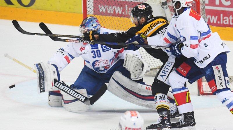 Hockey: Zurich bat Lugano à la Resega et s'offre un neuvième titre de champion suisse