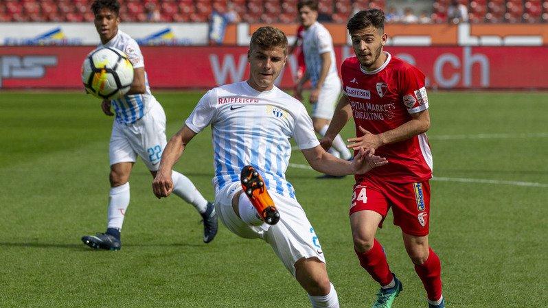 Super League: Sion doit se contenter du nul (3-3) face au FC Zurich