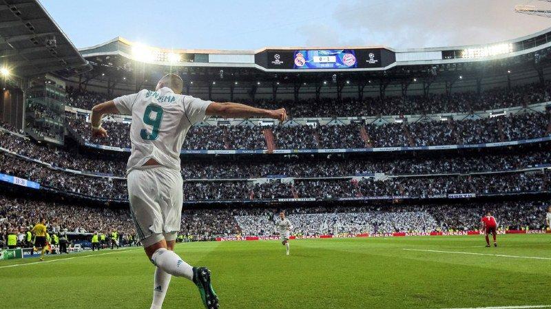 Football - Ligue des champions: malgré deux buts du Bayern à Madrid, le Real se qualifie pour la finale