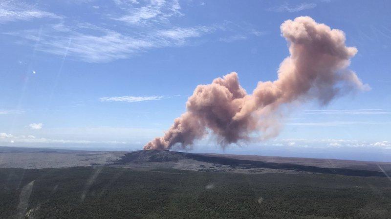Hawaï: quelque 10'000 habitants invités à se réfugier après l'éruption du volcan Kilauea