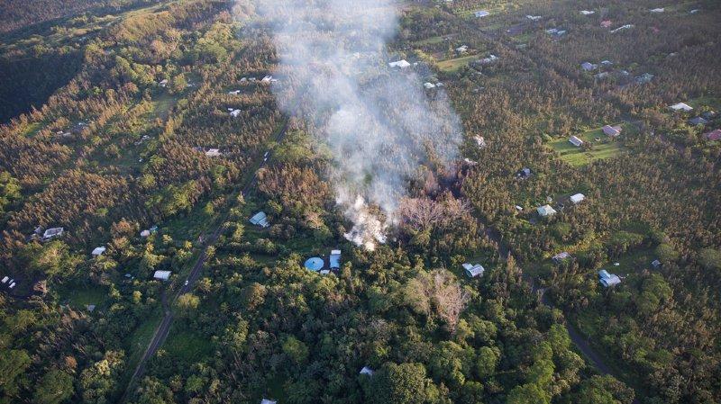 Etats-Unis: l'éruption du volcan Kilauea à Hawaï provoque des centaines d'évacuations