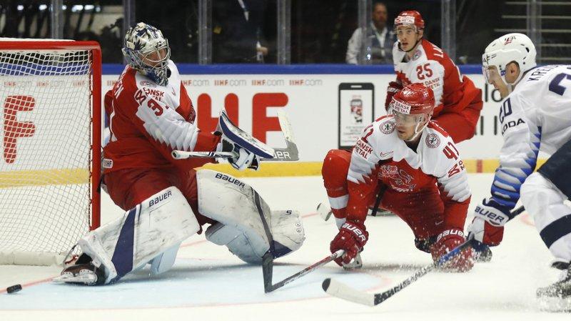 Dans l'un des autres matches de la journée, le Danemark s'est incliné 4-0 contre les Etats-Unis.