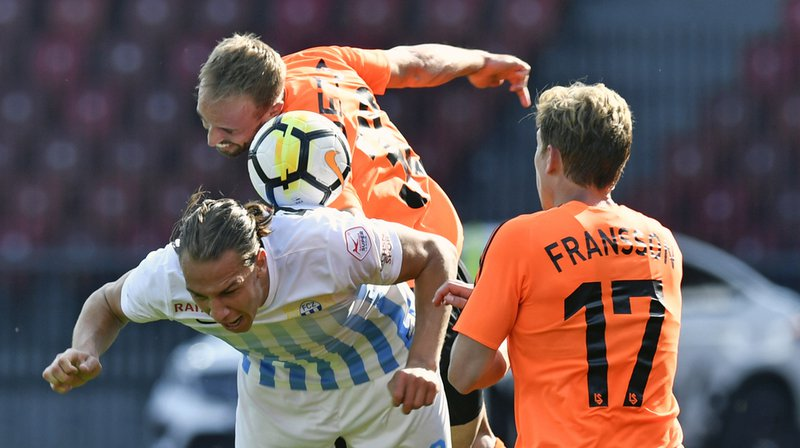 Super League: Lausanne-Sport fait match nul face au FC Zurich (1-1)