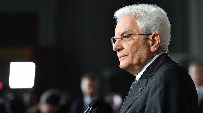 """Italie: faute d'accord sur une majorité parlementaire, le président veut un gouvernement """"neutre"""" jusqu'en décembre"""