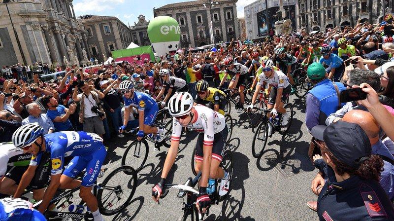 Cyclisme: Battaglin remporte la 5e étape du Tour d'Italie, Dennis reste leader