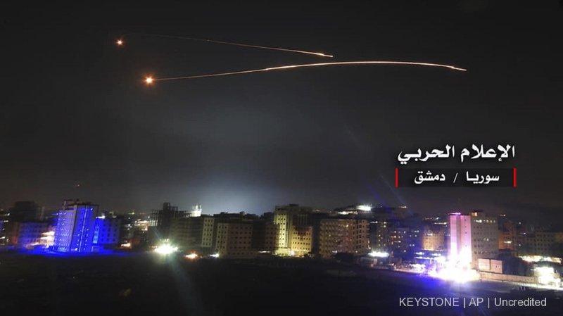 Syrie: les frappes israéliennes marquent une