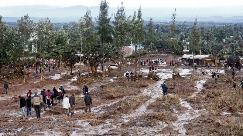 Kenya: un barrage cède et emporte deux villages, au moins 47 morts