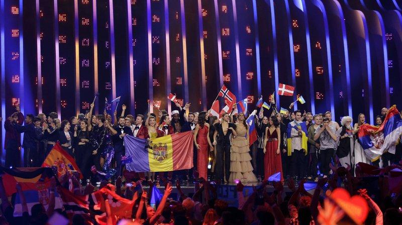 La Serbie, la Moldavie, la Hongrie, l'Ukraine, la Suède, l'Australie, la Norvège, le Danemark, la Slovénie et les Pays-Bas ont obtenu leur ticket pour la soirée finale de samedi.