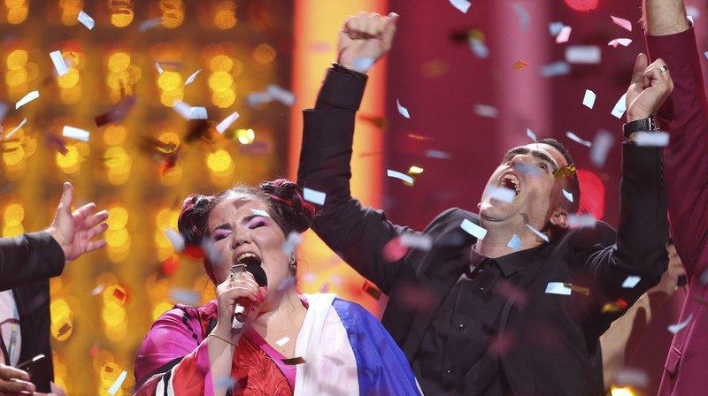 Le pays était représenté par la chanteuse Netta Barzilai.