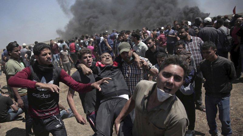 Inauguration de l'ambassade américaine à Jérusalem: plus de 50 Palestiniens tués