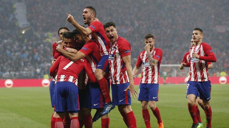 Retour sur les quatre finales européennes de l'OM (Vidéo) — Atlético Madrid